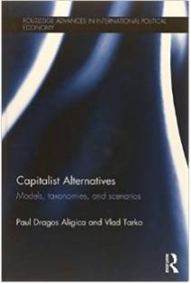 Capitalist Alternatives, COVER